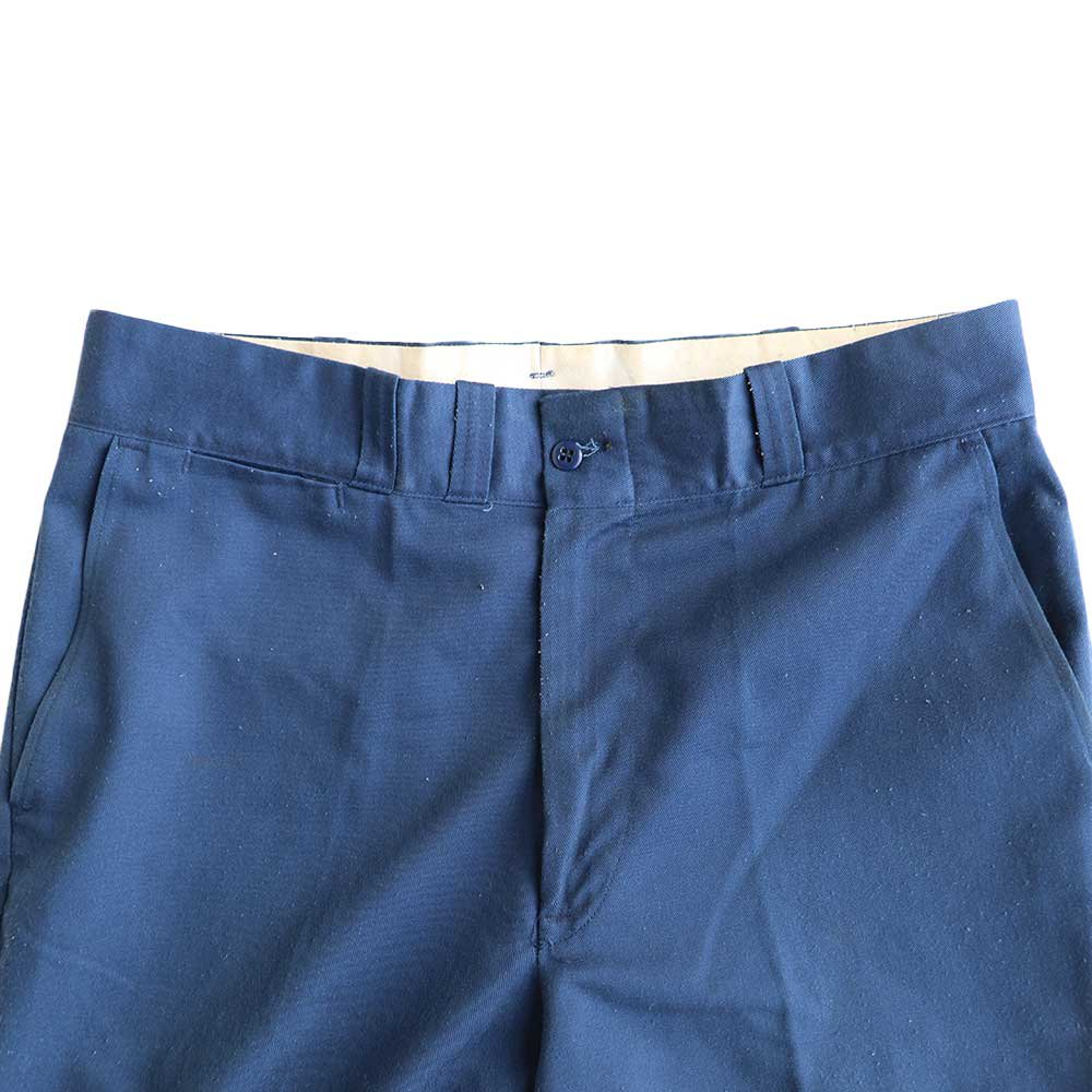 w-means(ダブルミーンズ) JC Penney BIG MAC Work Pants 表記36×30  NAVY 詳細画像1