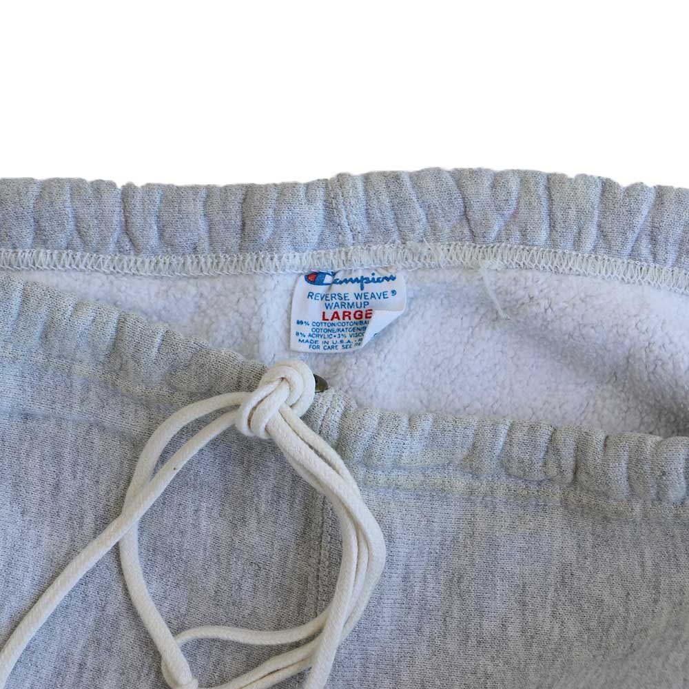 w-means(ダブルミーンズ) Champion REVERSE WEAVE コットンショーツ(Made in U.S.A.)表記L  Ash gray 詳細画像1