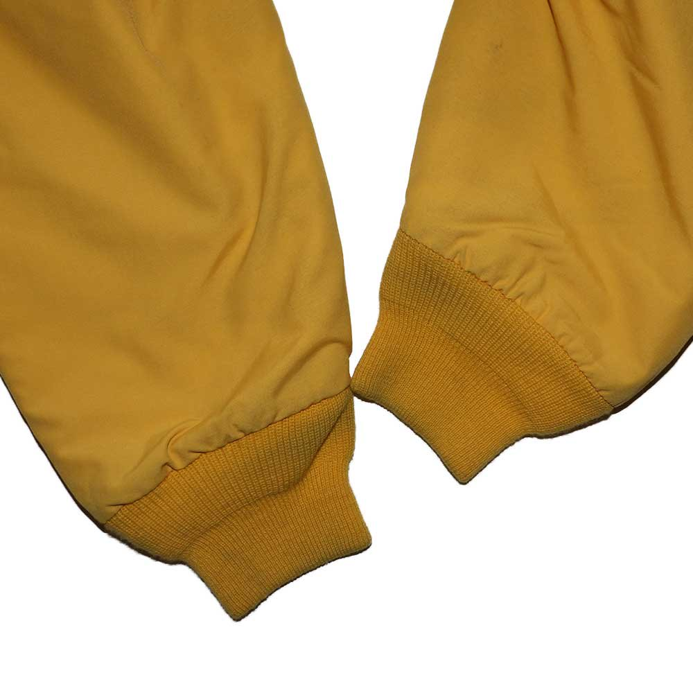 w-means(ダブルミーンズ) LANDS' END  SQUALL JACKET womens L-R Yellow 詳細画像2