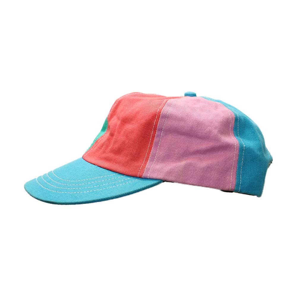 w-means(ダブルミーンズ) American Apparel  cotton cap   one size fits all  マルチカラー 詳細画像1