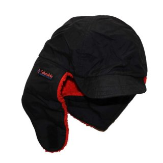 Columbia ULTREX Cap(Made in U.S.A.)表記 L/xL  Black×Red