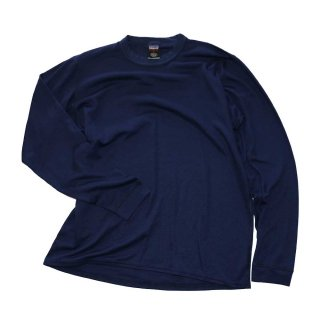 Patagonia CAPILENE (Made in U.S.A.)表記S  Dark Navy
