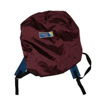 Outdoor Products  ナイロンバックパック(MADE IN U.S.A.)Burgundy