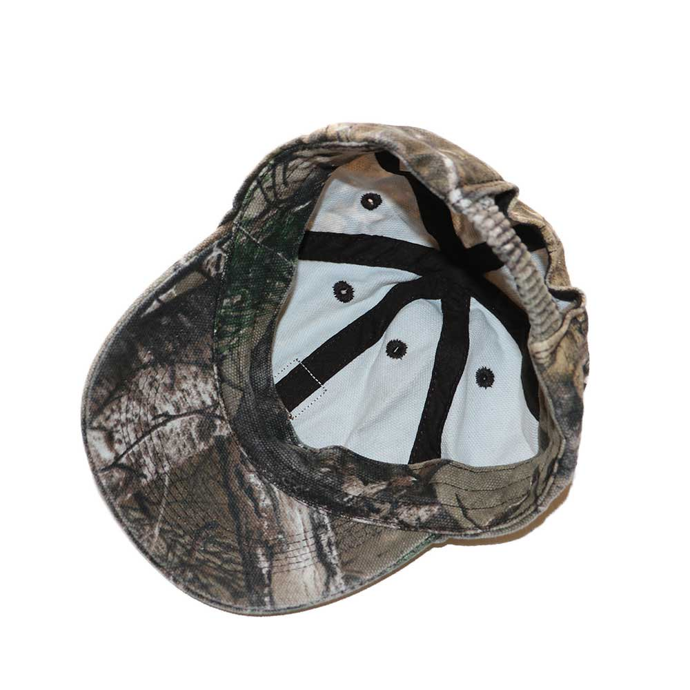 w-means(ダブルミーンズ) Carhartt 100% cotton キャップ  (kids)one size  realtree camo 詳細画像2