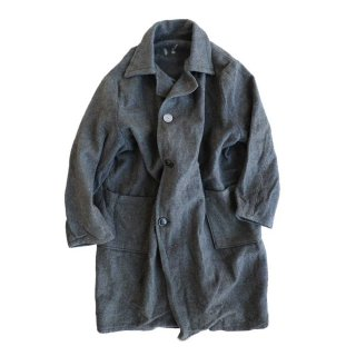 unknown N.Y.C. Prisoner Coat 表記なし  charcoalgrey