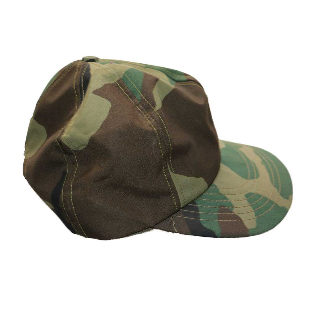 w-means(ダブルミーンズ) GORE-TEX CAP  (Made in U.S.A.)表記S/M  Woodland  詳細画像