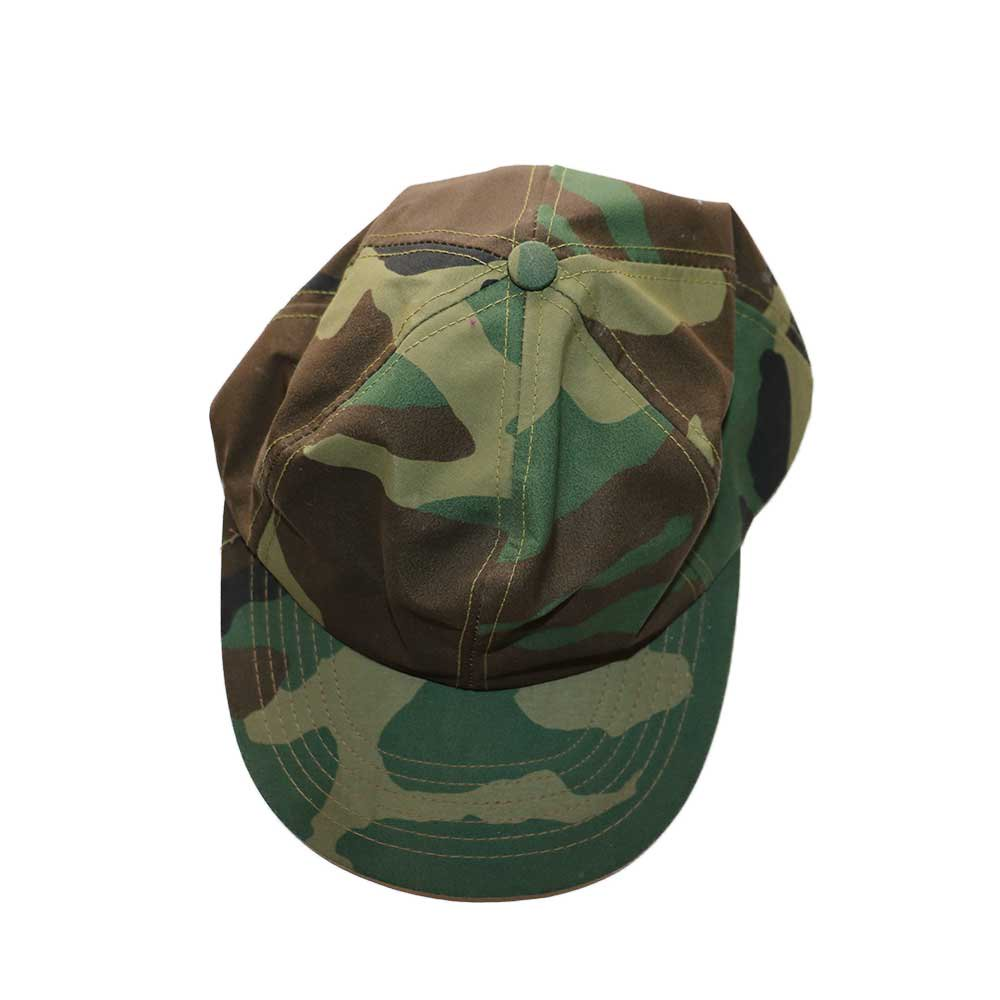 w-means(ダブルミーンズ) GORE-TEX CAP  (Made in U.S.A.)表記S/M  Woodland  詳細画像1