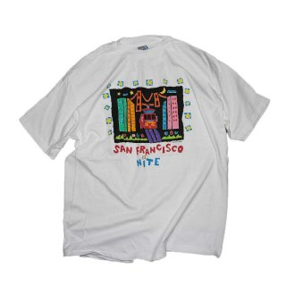 Dead Stock 半袖Tシャツ(Made in U.S.A)表記xL  White