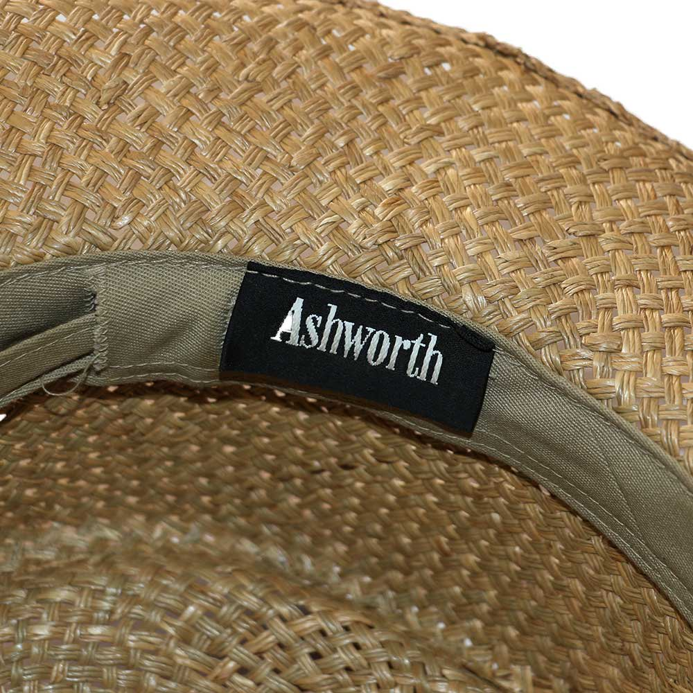 w-means(ダブルミーンズ) Ashworth Hat(Made in U.S.A.)表記 one size  麦色 詳細画像3