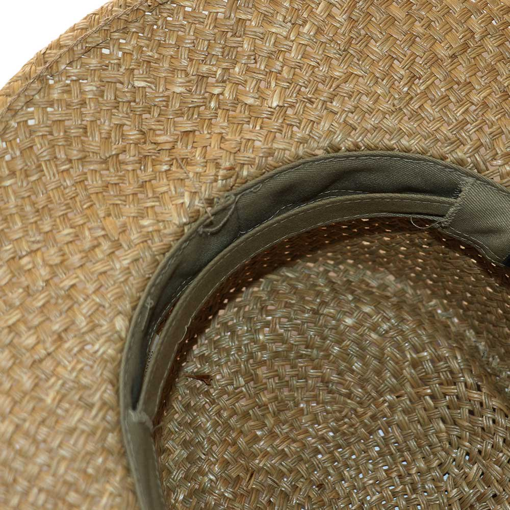 w-means(ダブルミーンズ) Ashworth Hat(Made in U.S.A.)表記 one size  麦色 詳細画像4