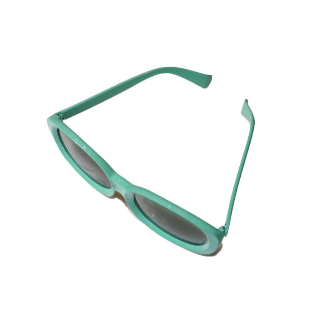 w-means(ダブルミーンズ) unknown サングラス(MADE IN ITALY)one size  mint green 詳細画像2