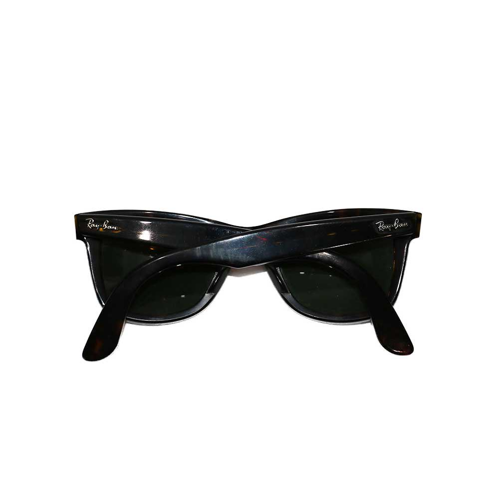w-means(ダブルミーンズ) Ray Ban  WAYFARER (Made in ITALY)one size  鼈甲色 詳細画像2