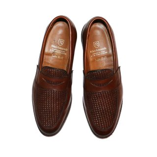 Allen Edmonds  Lake Bluff (HANDCRAFTED IN U.S.A.)7ハーフ D  Brown