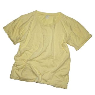 70's SUPER FANTASY  100% COTTON 半袖Tシャツ  表記L  CREAM