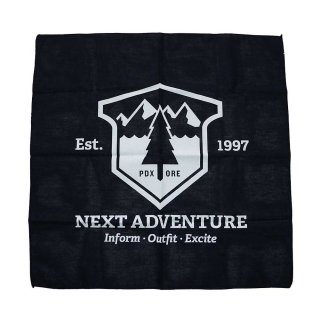 NEXT ADVENTUER  one size  Black