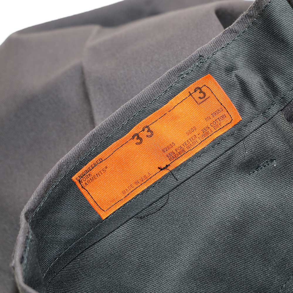 w-means(ダブルミーンズ) ENGINEERED WORK GARMENTS ワークショーツ(Made in U.S.A.)表記33  charcoalgray 詳細画像4