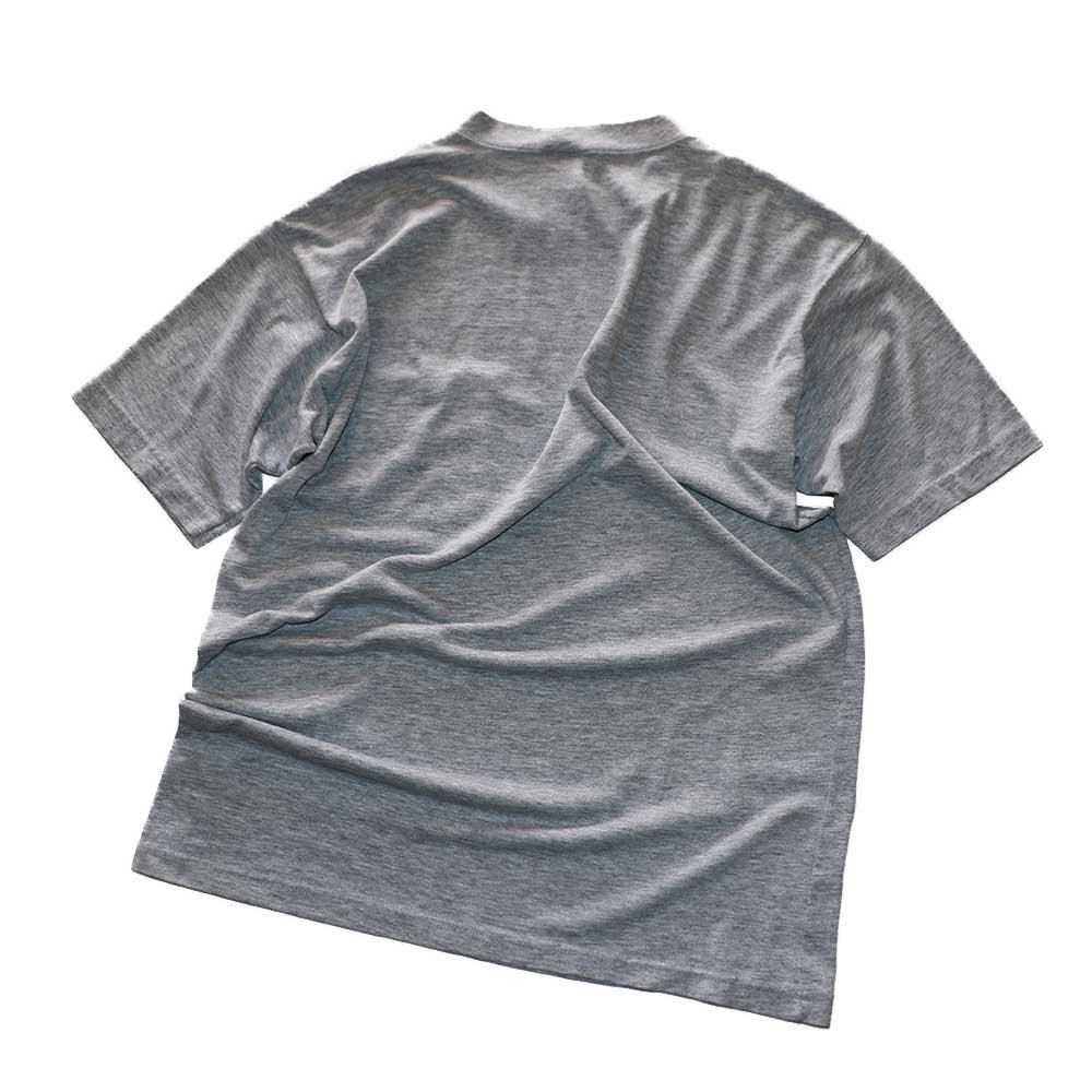 w-means(ダブルミーンズ) NEIL MARTIN 50/50 半袖ポケットTシャツ  表記S(Made in U.S.A.)Gray 詳細画像4