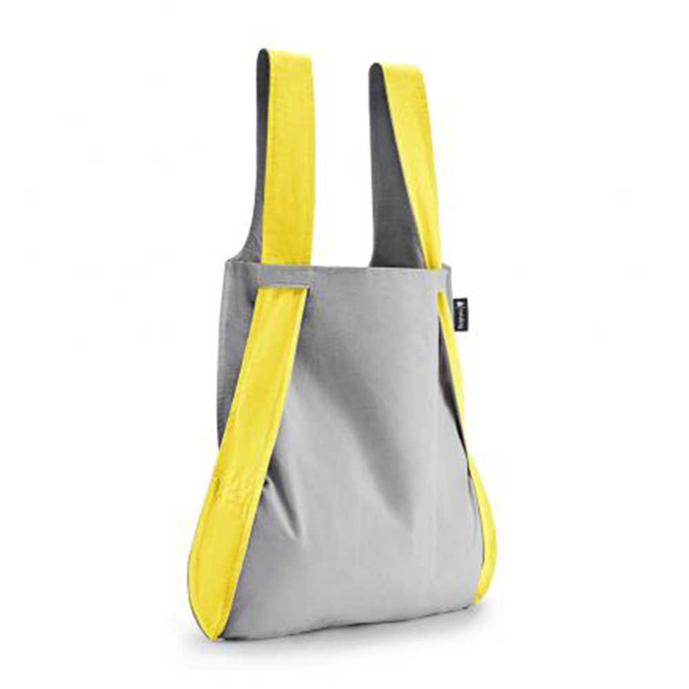 w-means(ダブルミーンズ) not a bag   BAG & BACKPACK  one size  YELLOW / GREY 詳細画像