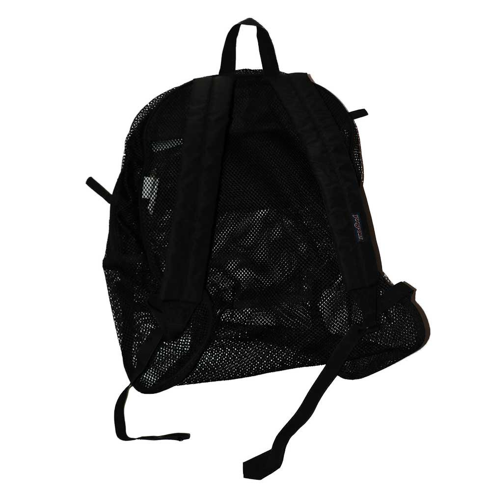 w-means(ダブルミーンズ) JANSPORT  メッシュバック one size  黒 詳細画像2