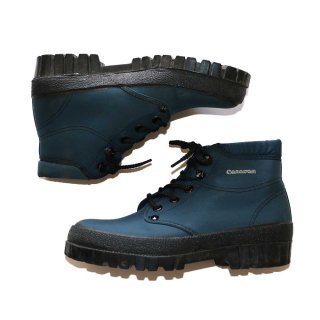 FUJIKURA Caravan mountain boots(Made in JAPAN)表記26.0cm  Navy