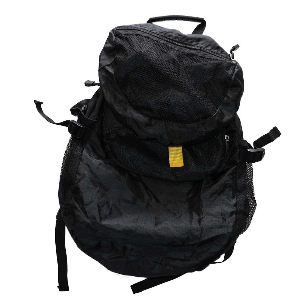 w-means(ダブルミーンズ) TRAVELSMITH ADVENTURB GEAR ナイロン2WAY BAG  one size  黒 詳細画像2