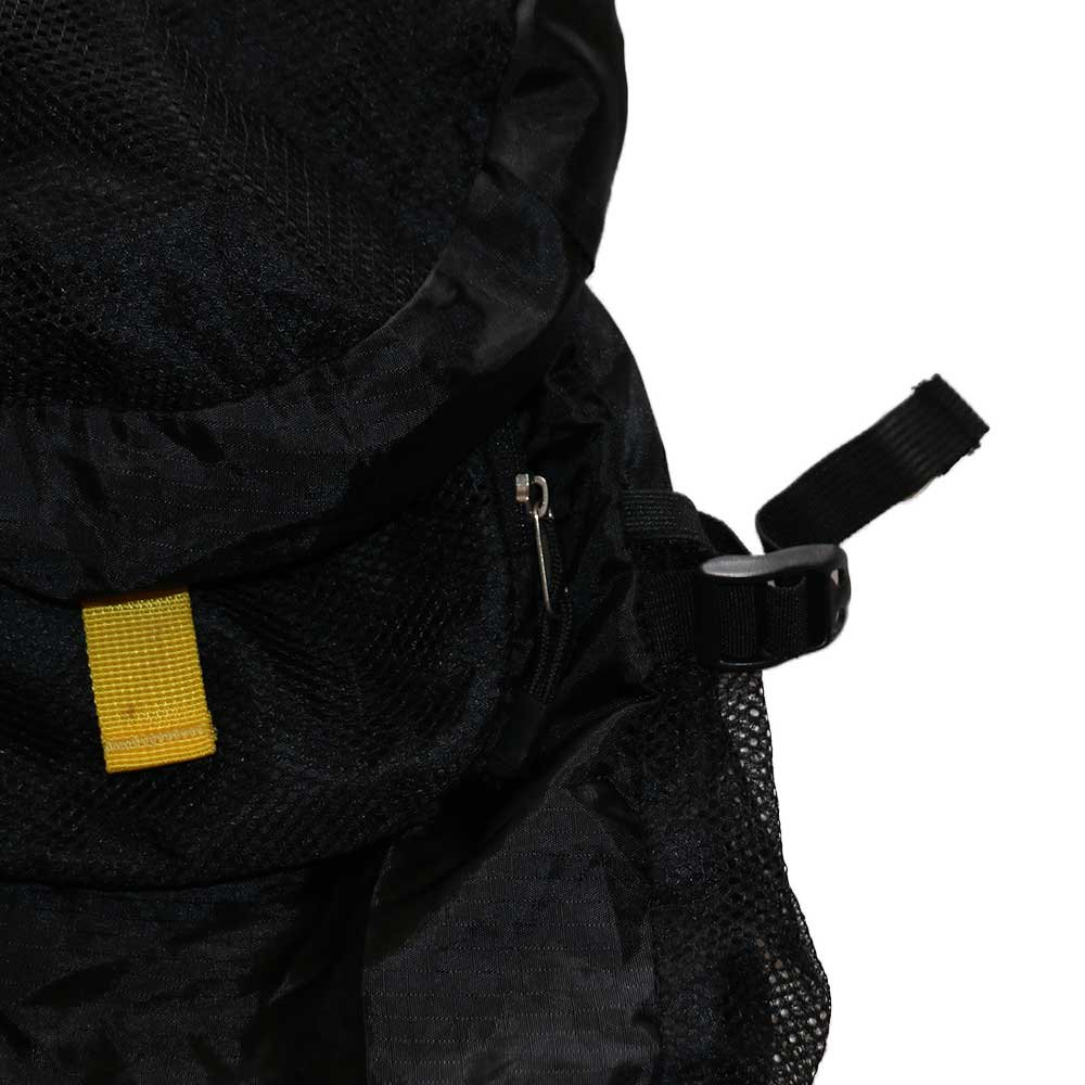 w-means(ダブルミーンズ) TRAVELSMITH ADVENTURB GEAR ナイロン2WAY BAG  one size  黒 詳細画像4