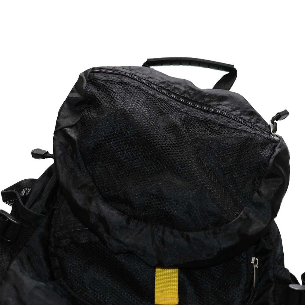 w-means(ダブルミーンズ) TRAVELSMITH ADVENTURB GEAR ナイロン2WAY BAG  one size  黒 詳細画像5