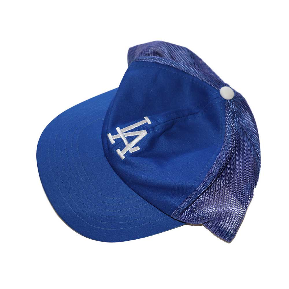 w-means(ダブルミーンズ) Los Angeles Dodgers メッシュキャップ  one size fits all  青 詳細画像4