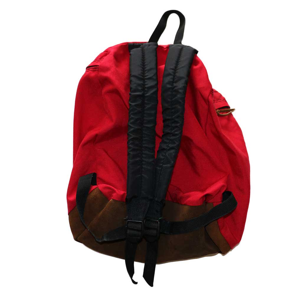 w-means(ダブルミーンズ) JANSPORT ナイロンバックパック(Made in U.S.A.)表記なし  Native Red 詳細画像2