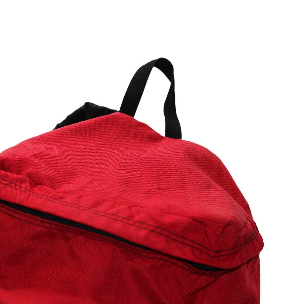 w-means(ダブルミーンズ) JANSPORT ナイロンバックパック(Made in U.S.A.)表記なし  Native Red 詳細画像3