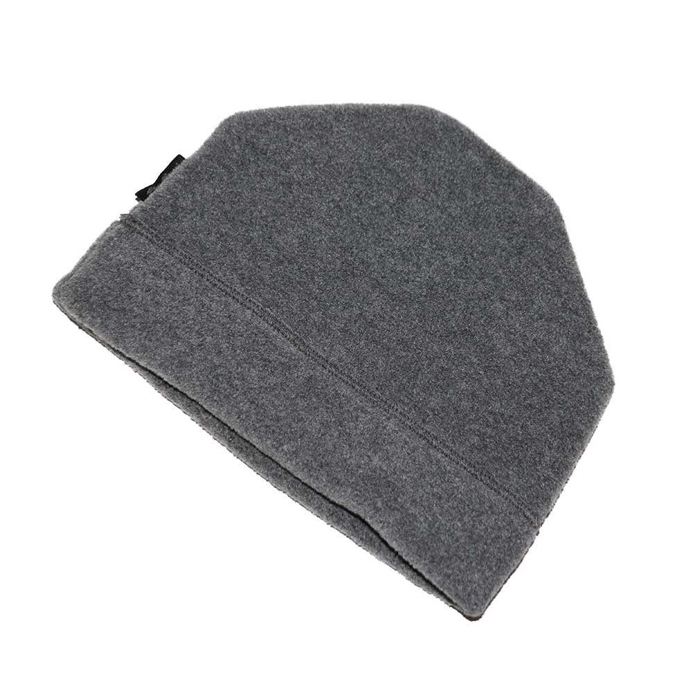 w-means(ダブルミーンズ) eddie bauer   フリースキャップ  one size  charcoal gray 詳細画像