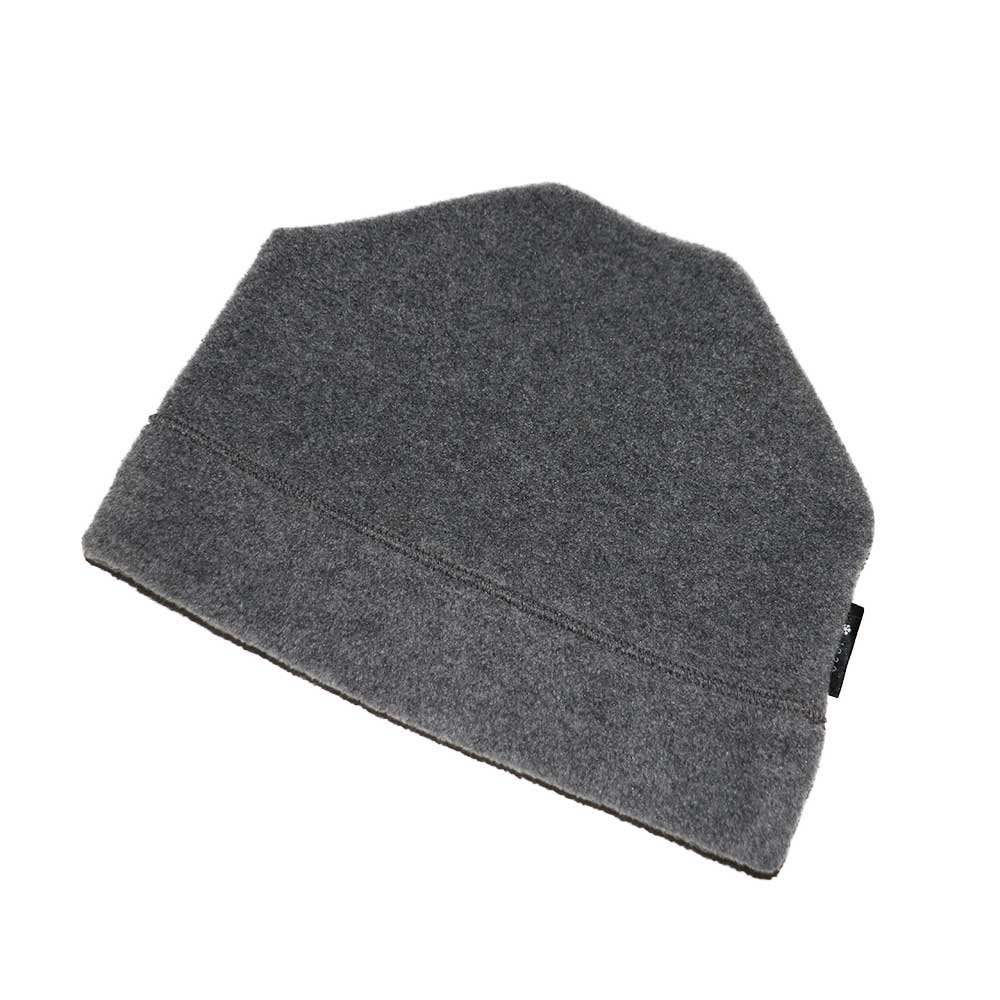 w-means(ダブルミーンズ) eddie bauer   フリースキャップ  one size  charcoal gray 詳細画像1