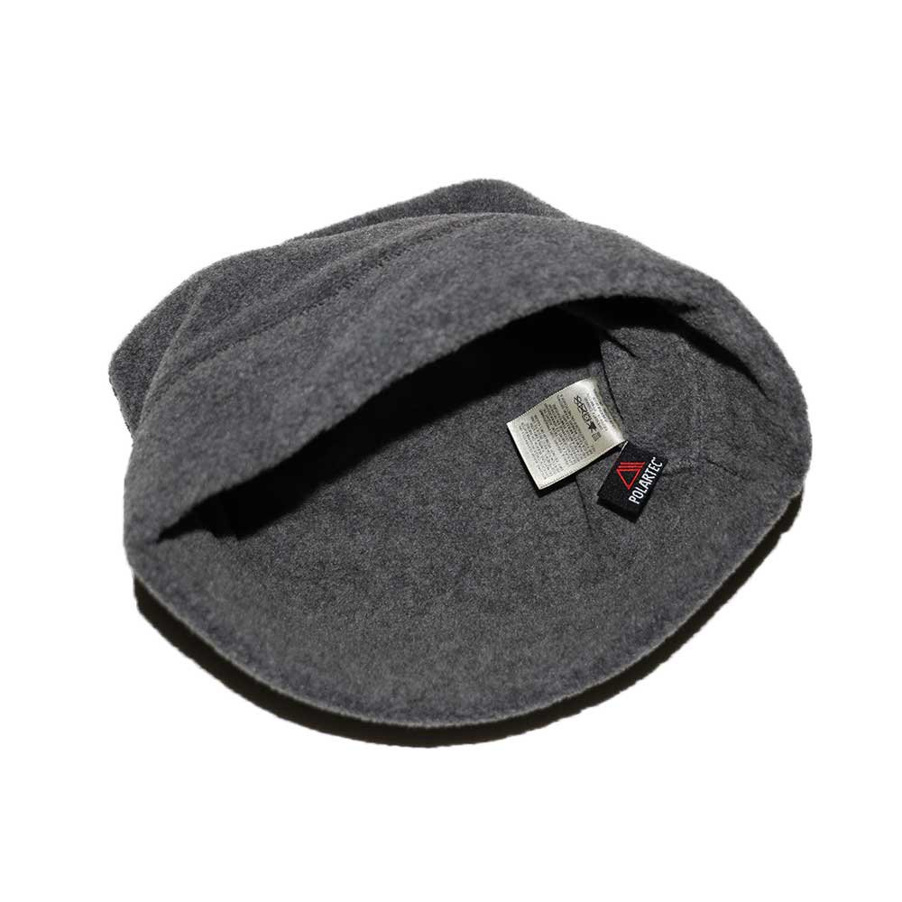 w-means(ダブルミーンズ) eddie bauer   フリースキャップ  one size  charcoal gray 詳細画像3