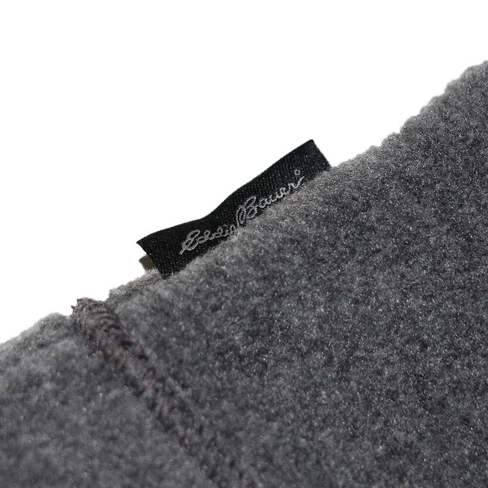 w-means(ダブルミーンズ) eddie bauer   フリースキャップ  one size  charcoal gray 詳細画像4
