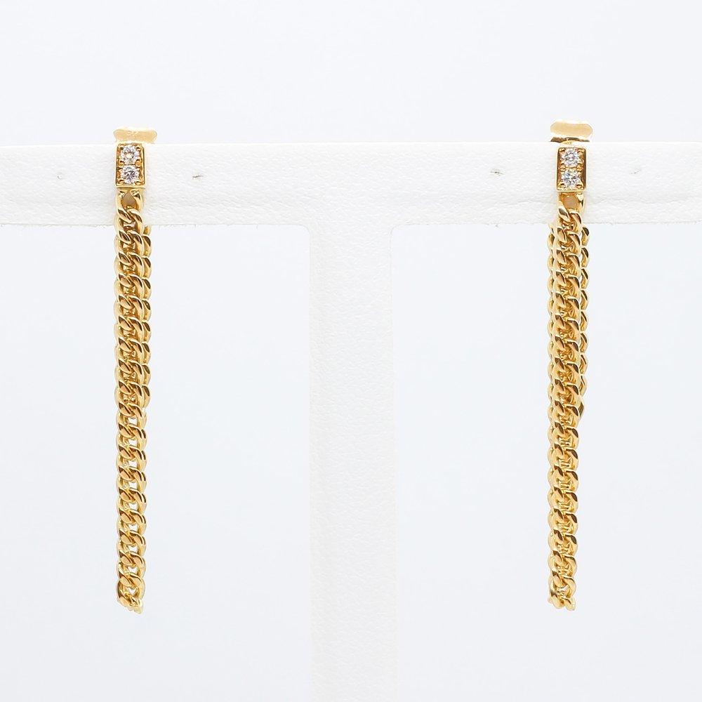 Import Jewelry<br>K18 ダイヤモンド<br>