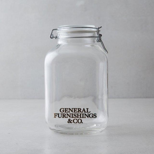 GF&CO. ガラスキャニスター