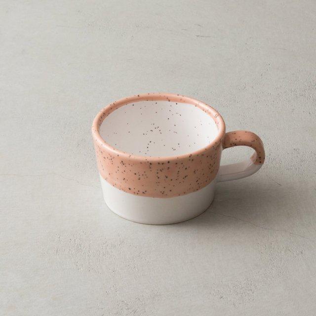 GF&CO. 白土スープカップ PINK