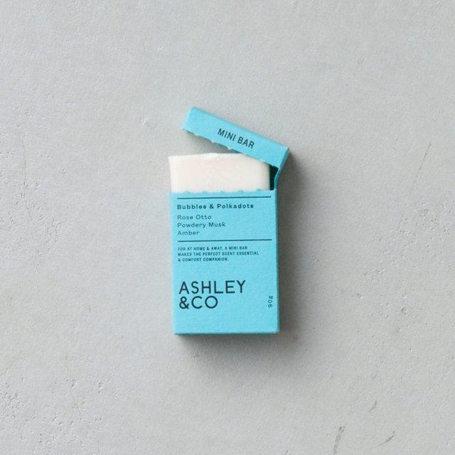 ASHLEY&CO ソープ BUBBLES & POLKADOTS