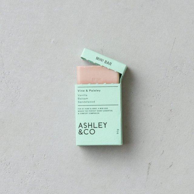 ASHLEY&CO ソープ VINE & PAISLEY