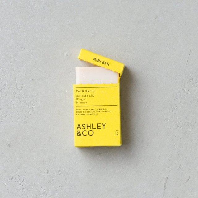 ASHLEY&CO ソープ TUI & KAHILI