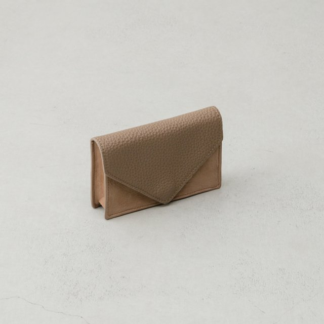 GF&CO. カードケース � TAUPE