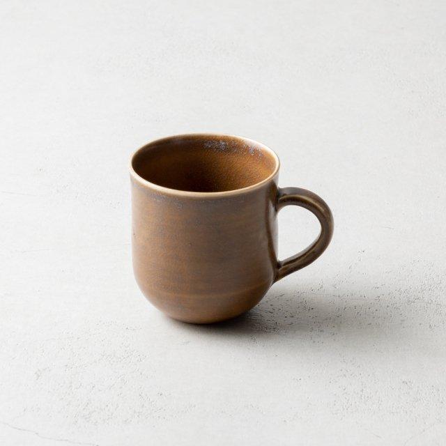 GF&CO. ブルージュカップ BROWN