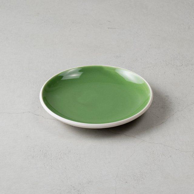 MIRO MADE THIS × GF&CO. ポーセリンプレート S GREEN