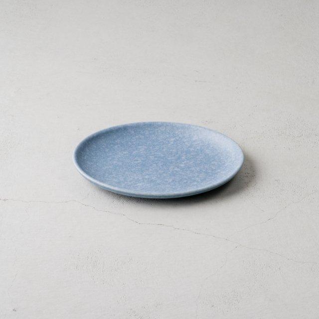 UHLALA CERAMICS × GF&CO. オーバルプレート S BLUE