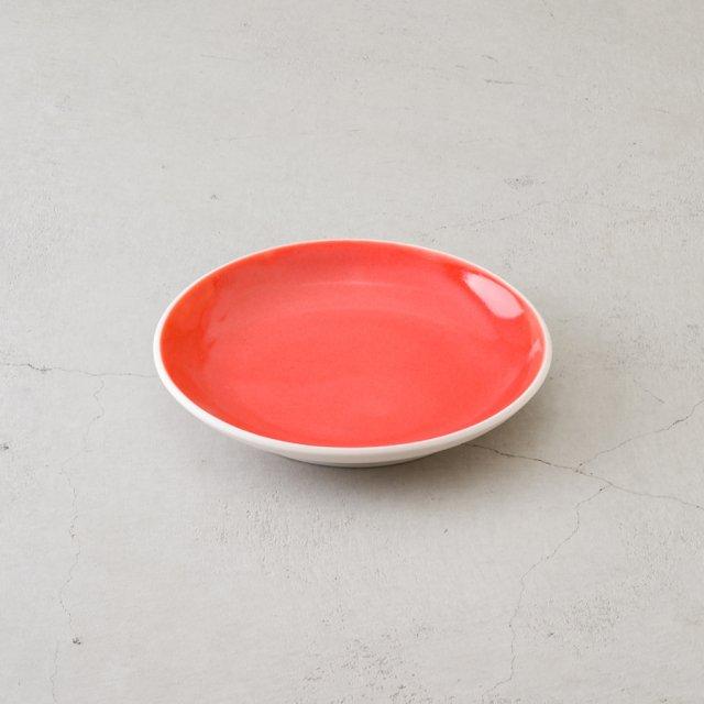 MIRO MADE THIS × GF&CO. ポーセリンプレート S ORANGE-RED