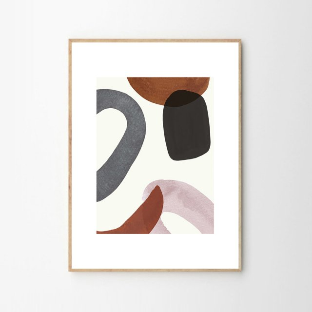 ELEMENTS by Berit Mogensen Lopez (42×59.4cm)