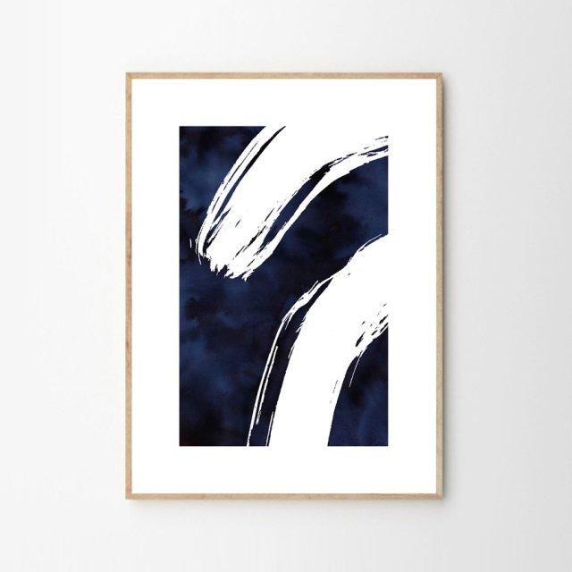 MIDNIGHT by MIJO Studio (50×70cm)