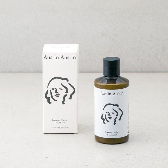 Austin Austin コンディショナー BERGAMOT & JUNIPER