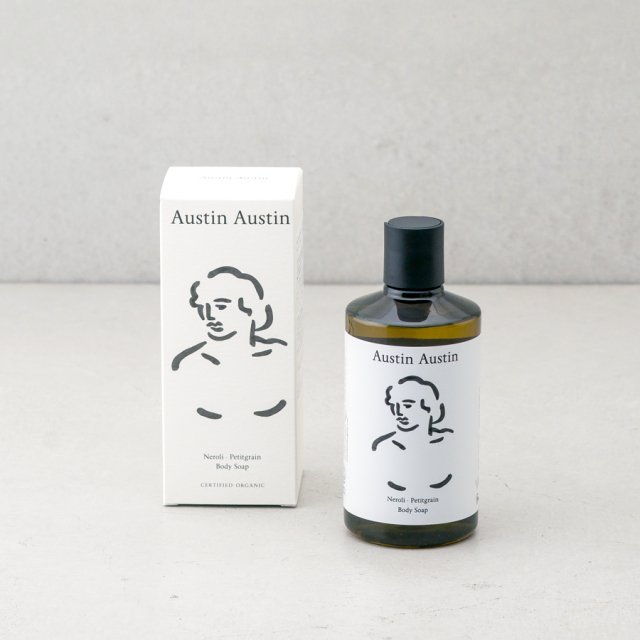 Austin Austin ボディソープ NEROLI & PETITGRAIN