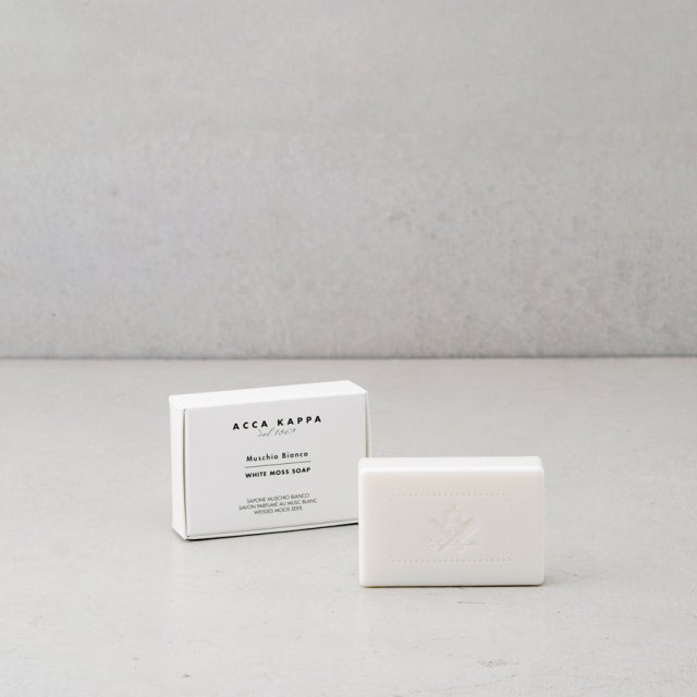 ACCA KAPPA ソープ WHITE MOSS